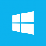 Logo Windows 8 e 8.1